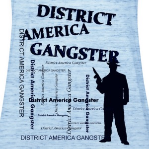 district america gangster Koszulki - Tank top damski Bella