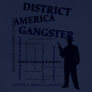 district america gangster Tröjor - Basebollkeps