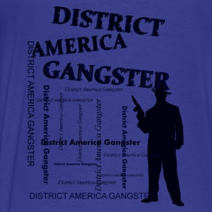 district america gangster Hoodies - Men's Premium T-Shirt