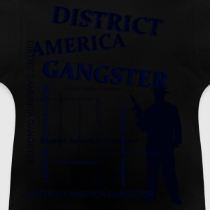 district america gangster Gensere - Baby-T-skjorte