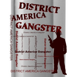 district america gangster Hoodies - Water Bottle