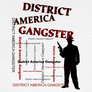 district america gangster Shirts - Baseballcap