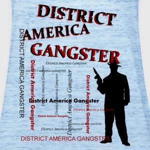 district america gangster Shirts - Women's Tank Top by Bella