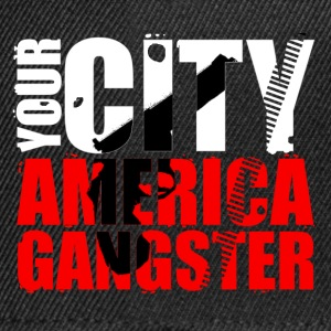 your city america gangster T-shirts - Snapbackkeps