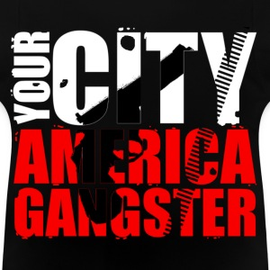 your city america gangster Pullover & Hoodies - Baby T-Shirt