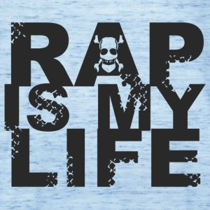 rap is my life Shirts - Women's Tank Top by Bella