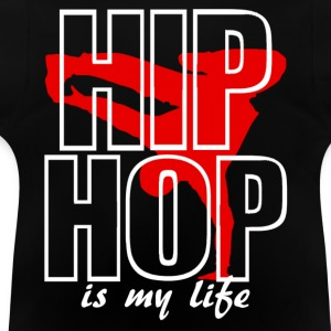 hip hop is my life Hoodies - Baby T-Shirt
