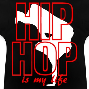 hip hop is my life Sweaters - Baby T-shirt