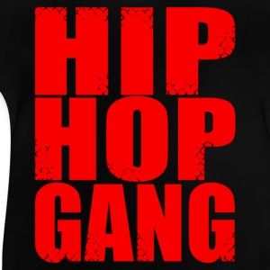 T shirt enfant hip hop gang - T-shirt Bébé