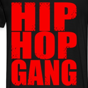 hip hop gang Hoodies - Men's Premium T-Shirt