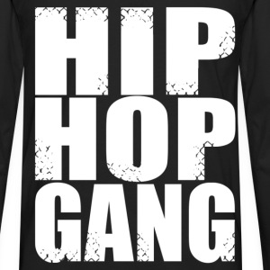 hip hop gang Shirts - Men's Premium Longsleeve Shirt
