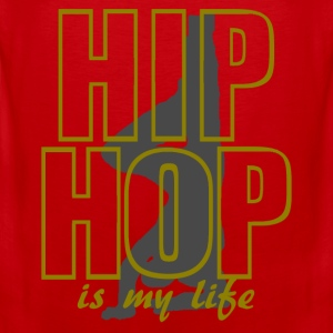T shirt enfant hip hop is my life - Débardeur Premium Homme
