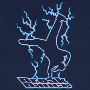 Electric Breakdance - Baseballkappe