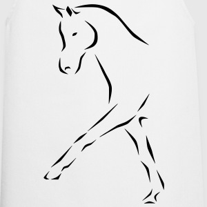 Dressage horse Kids' Shirts - Cooking Apron