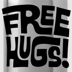 free hugs T-Shirts - Drinkfles