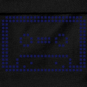 Cassette Pixel T-Shirts - Kids' Backpack
