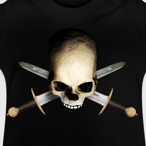 tribal_knot_viking_112011_b Shirts - Baby T-Shirt