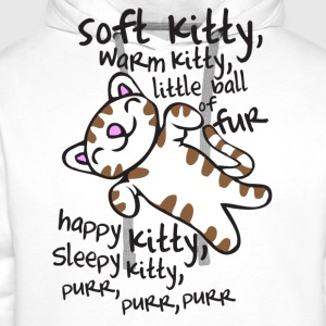 Soft Kitty -  - Men's Premium Hoodie