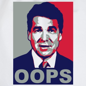 Rick Perry Oops - Sacca sportiva