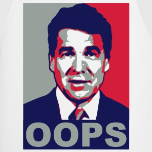 Rick Perry Oops - Fartuch kuchenny
