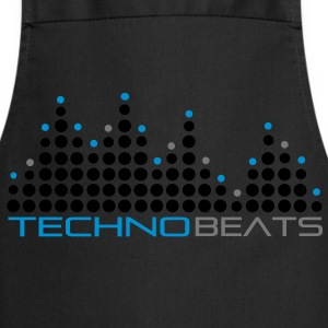 techno_beat_01 Pullover - Cooking Apron