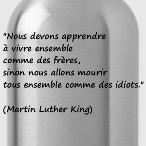 Citation Martin Luther King - Gourde