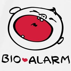 Bio Alarm Accessories - Men's Premium T-Shirt