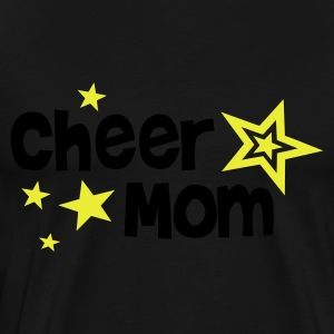 Cheer Mom - Männer Premium T-Shirt
