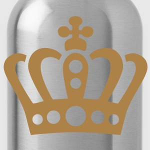 Krone | Crown T-Shirts - Water Bottle