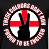 These Colours Don't Run (England) T-Shirts - Men's T-Shirt