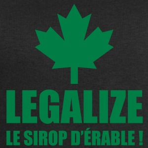 Legalize le sirop d'érable - Sweat-shirt Homme Stanley & Stella
