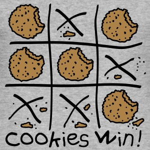 Cookies win! Sweat-shirts - Tee shirt près du corps Homme