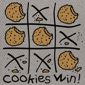 Cookies win! Sweat-shirts - Casquette snapback