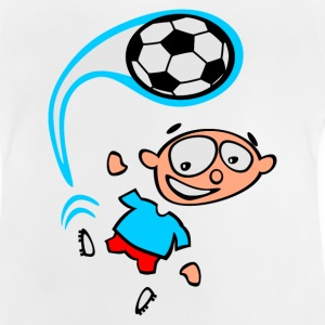 Football Tee shirts Enfants - T-shirt Bébé