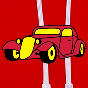 3 colors - Hot Rod Oldtimer Custom Cars Automobil Tuning T-shirts - Kontrastluvtröja