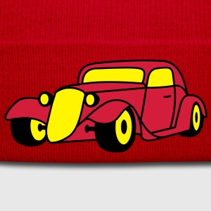 3 colors - Hot Rod Oldtimer Custom Cars Automobil Tuning T-shirts - Vintermössa