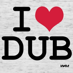i love dub Bluzy - Tank top damski Bella