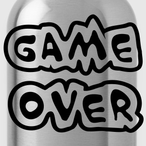 Game Over T-Shirts - Water Bottle