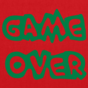 Game Over T-Shirts - Tote Bag