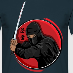 Young ninja - Men's T-Shirt