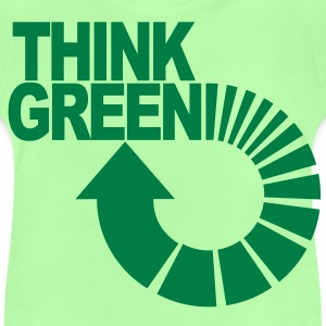 think green Taschen - Baby T-Shirt