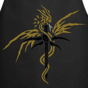 Dragon Sword by PurpleBlackDesign Sweatshirts - Forklæde