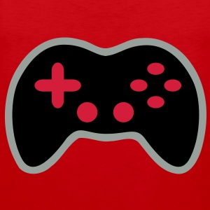 Game Controller T-Shirts - Men's Premium Tank Top