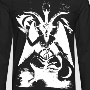 Baphomet Tee shirts - T-shirt manches longues Premium Homme