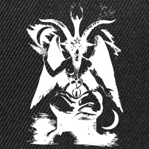 Baphomet Tee shirts - Casquette snapback