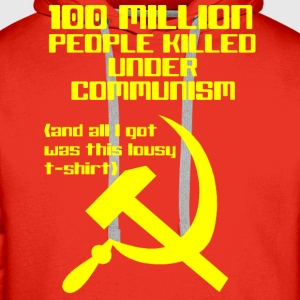 Communism T-Shirts - Men's Premium Hoodie