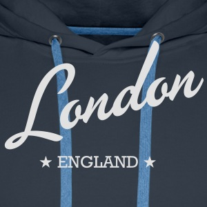 London T-Shirt - Premiumluvtröja herr