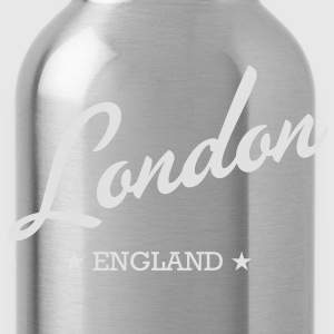 London T-Shirt - Vattenflaska