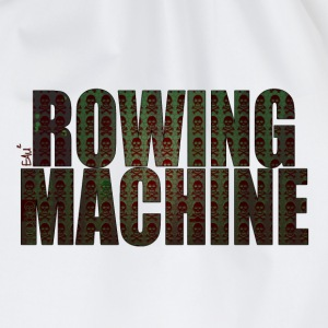 Rowing Machine Mort Vestes - Sac de sport léger