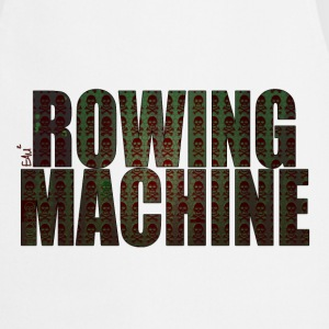 Rowing Machine Mort Vestes - Tablier de cuisine